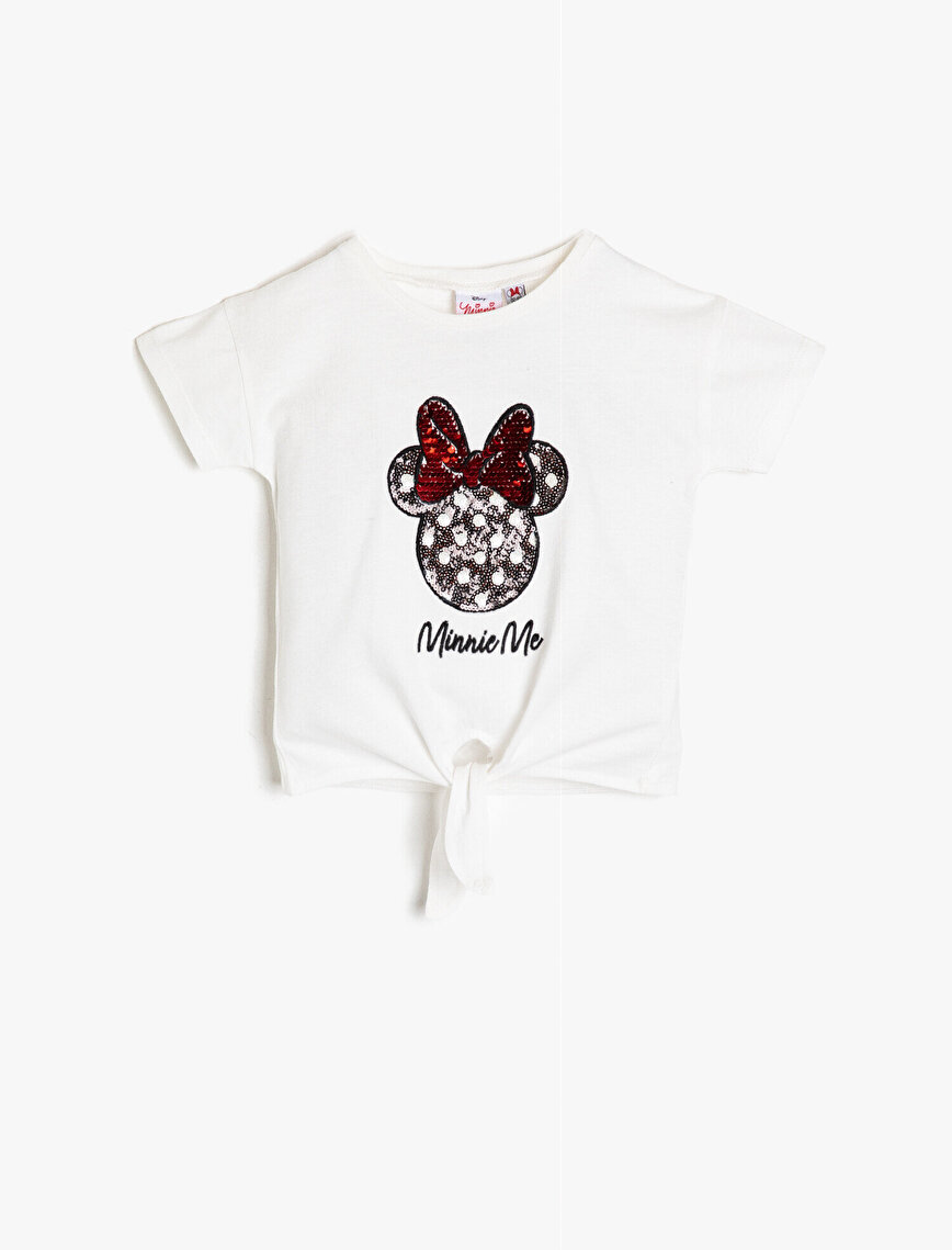 Minnie By Koton T-Shirt