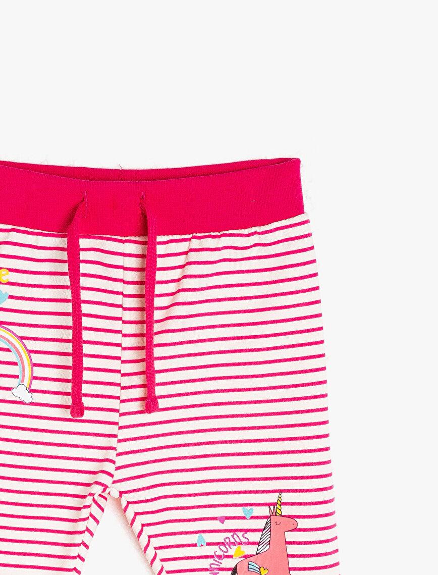 Printed Joggings Pants