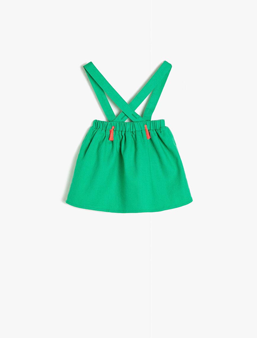 Sphagetti Strap Skirt