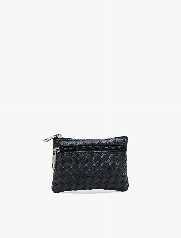 Zipper Detailed Wallet