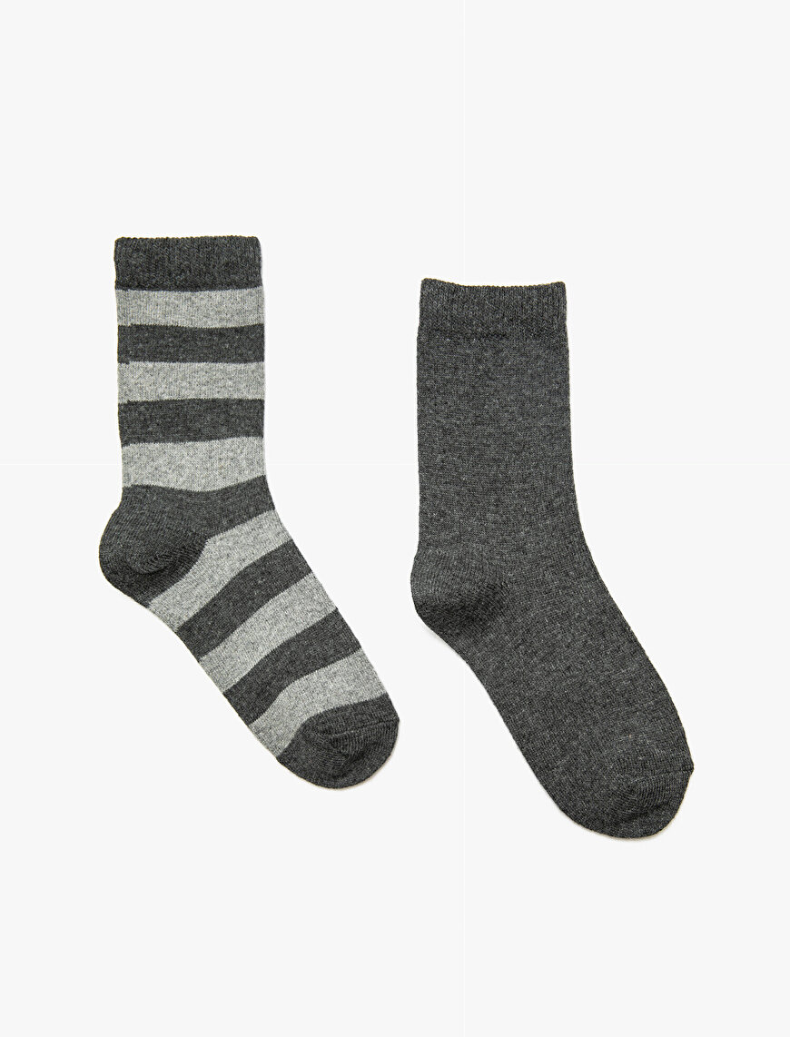 2 Pack Man Socks