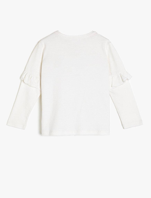 Koton Kids Love Basıkılı T-Shirt