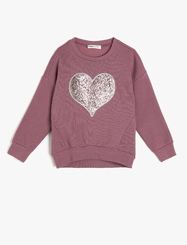 Sim Detaylı Sweatshirt