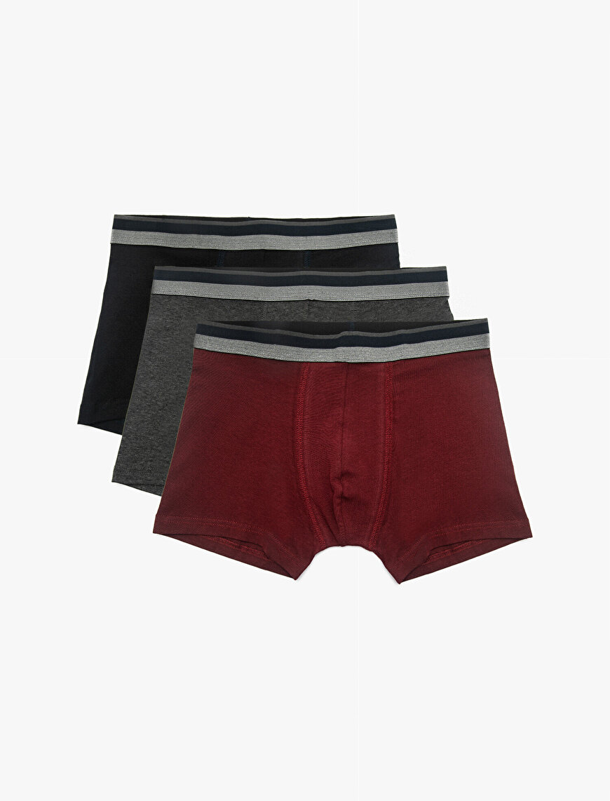 3 Pack Men Boxer