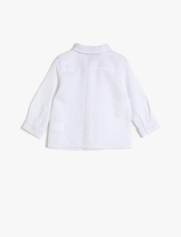 Papyon Detaylı Gömlek