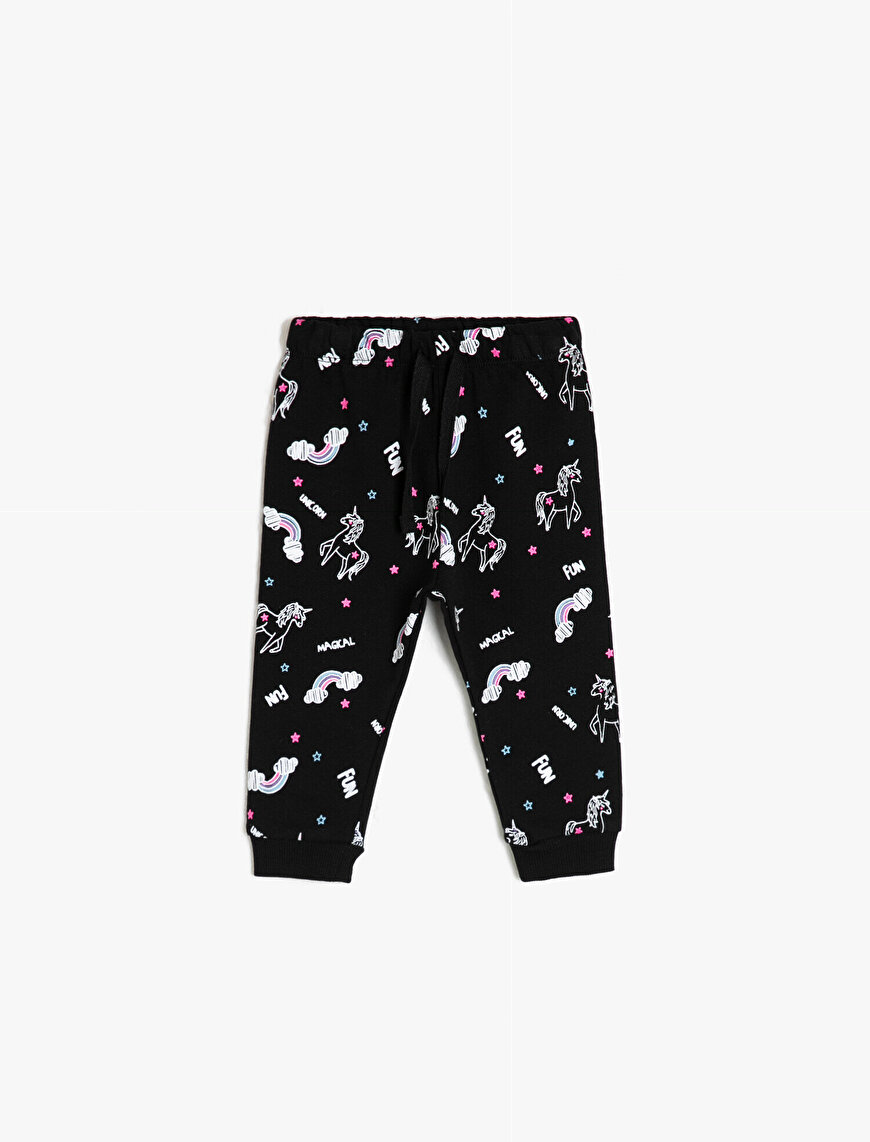 Printed Jogging Pants