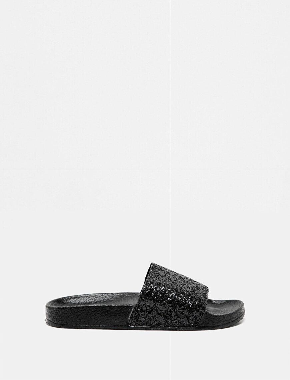 Shimmer Detailed Slipper