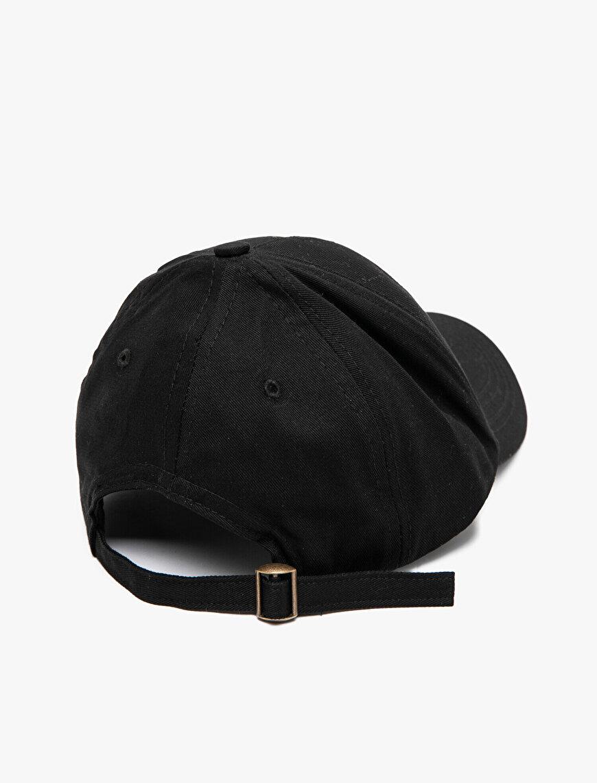 İşlemeli Şapka