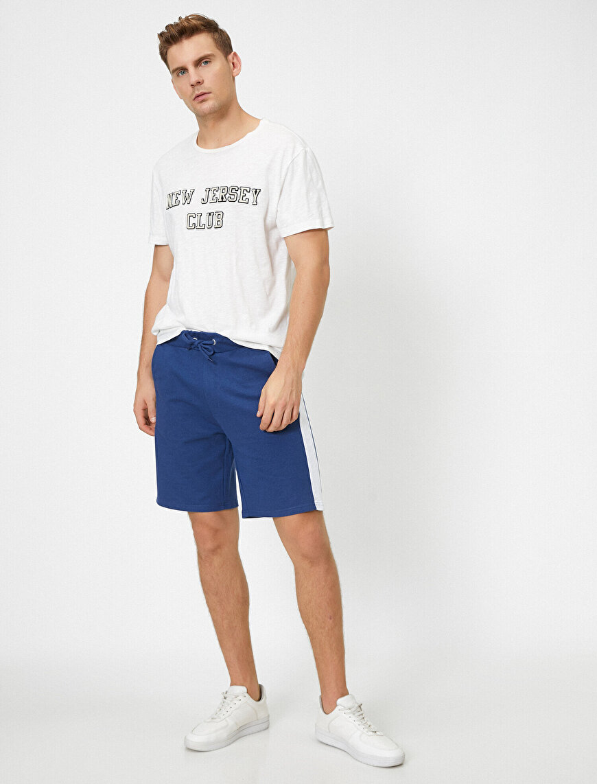 100% Cotton Pocketed Shorts