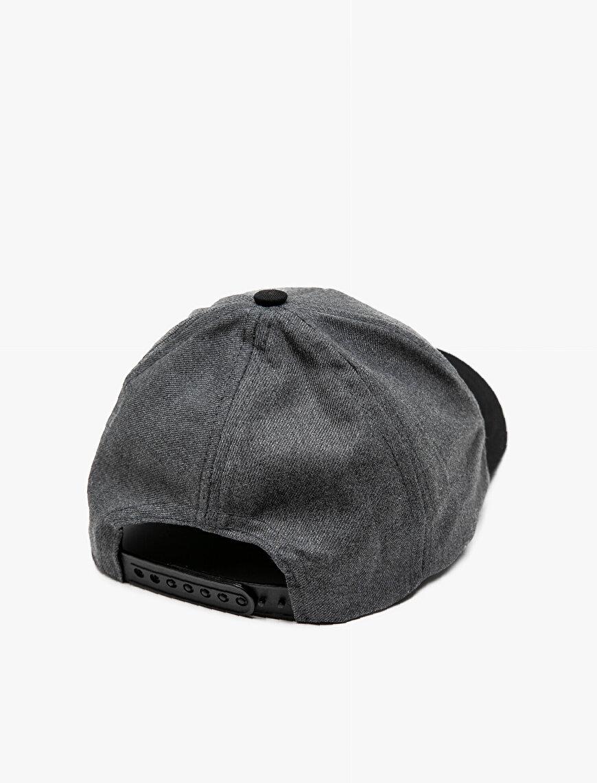 Batman Lisanslı İşlemeli Şapka
