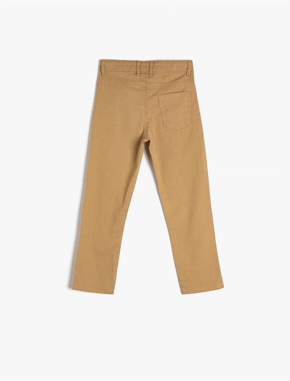 %100 Pamuk Jean