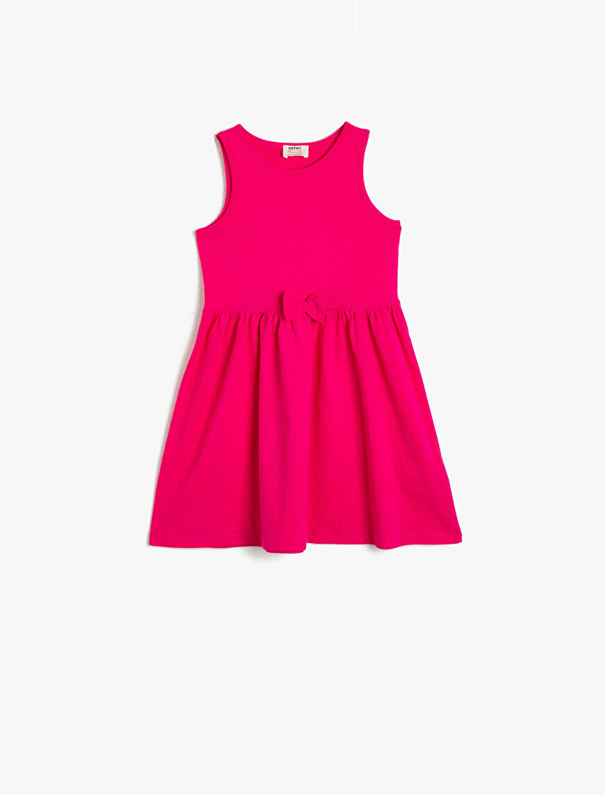 Bow Detailed Dress