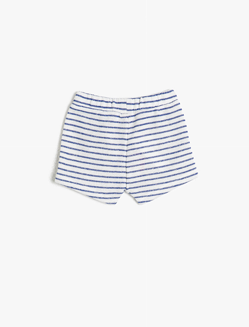 Striped Short