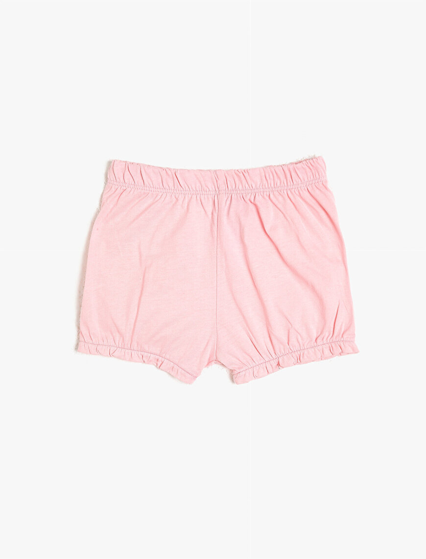 2 Pack Baby Girl Shorts