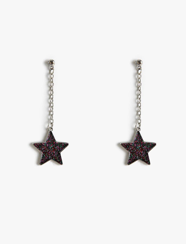 Star Figured Earrings