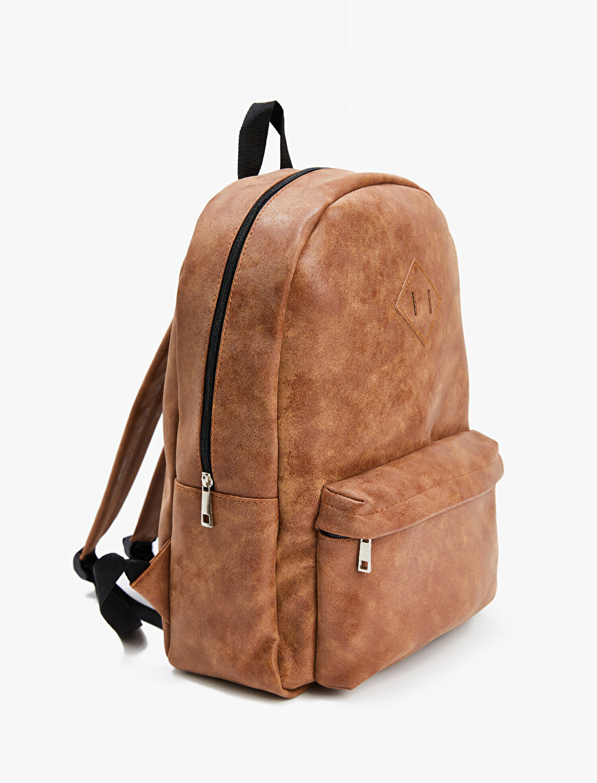 Zipper Detailed  Backpack