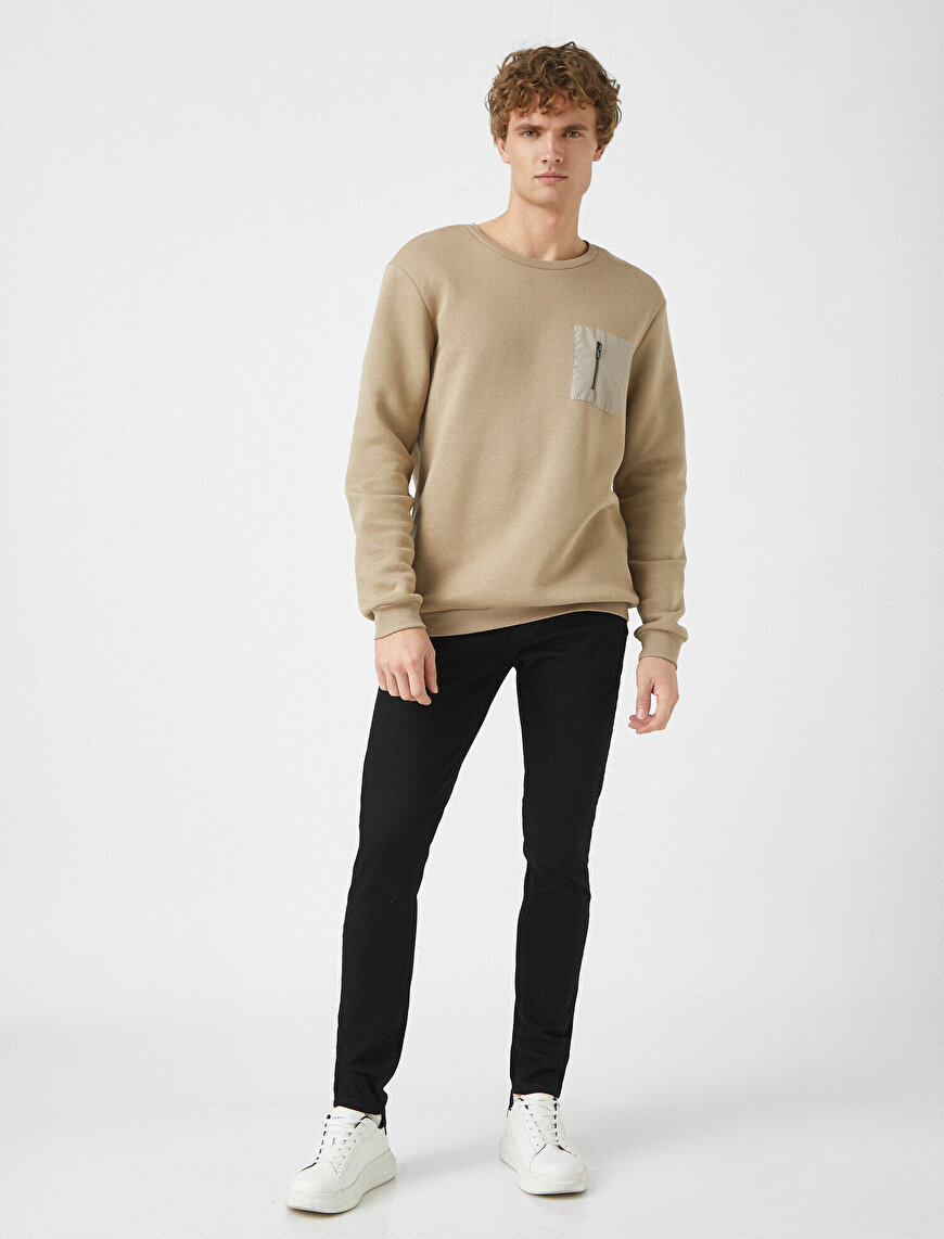 Micheal Skinny Fit Jeans