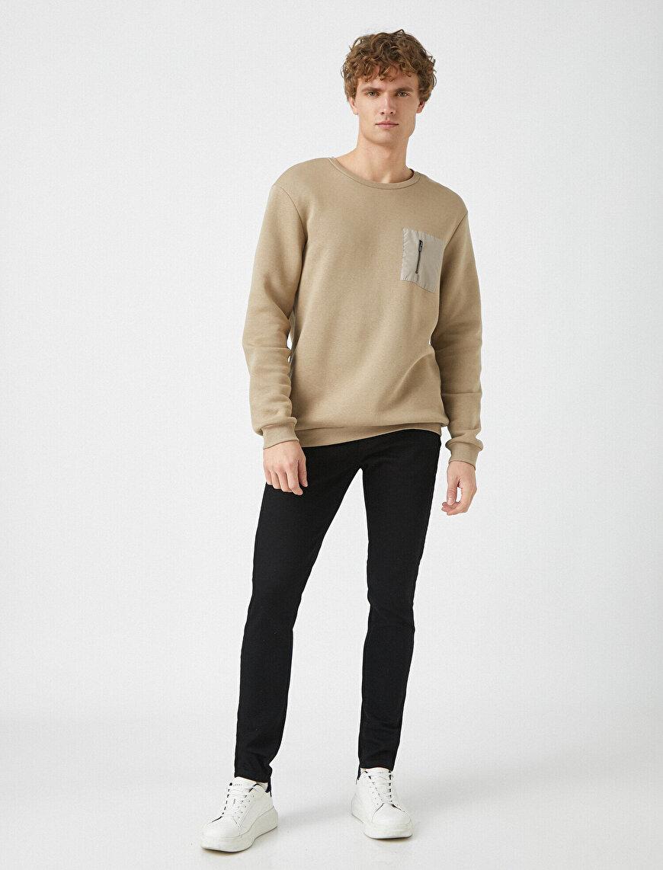 Micheal Skinny Fit Jean Pantolon