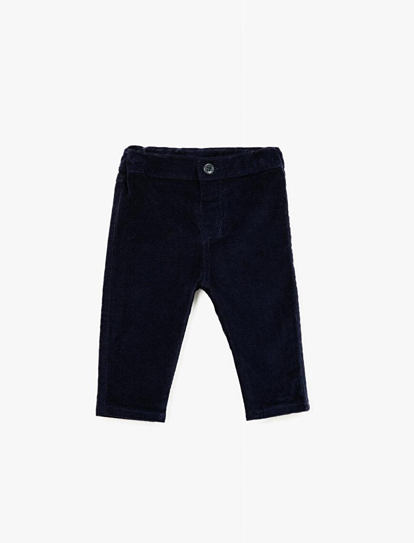 Pamuklu Harem Fit Pantolon