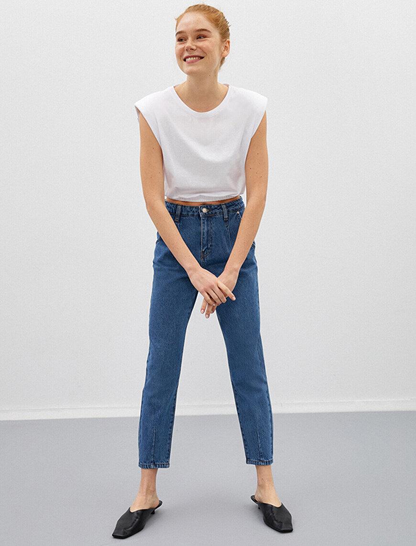 Mom Jeans Cotton