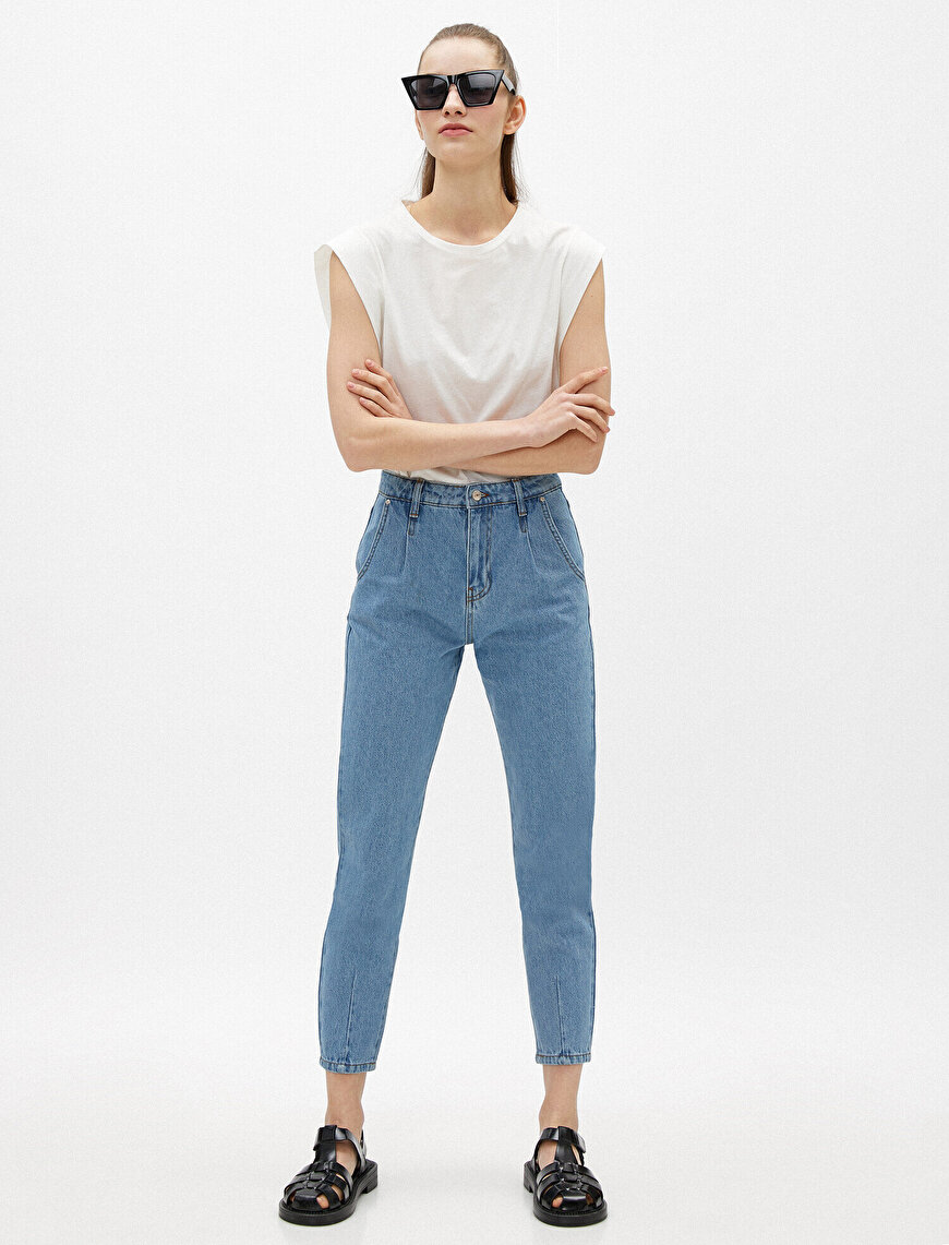 Mom Jeans Cotton