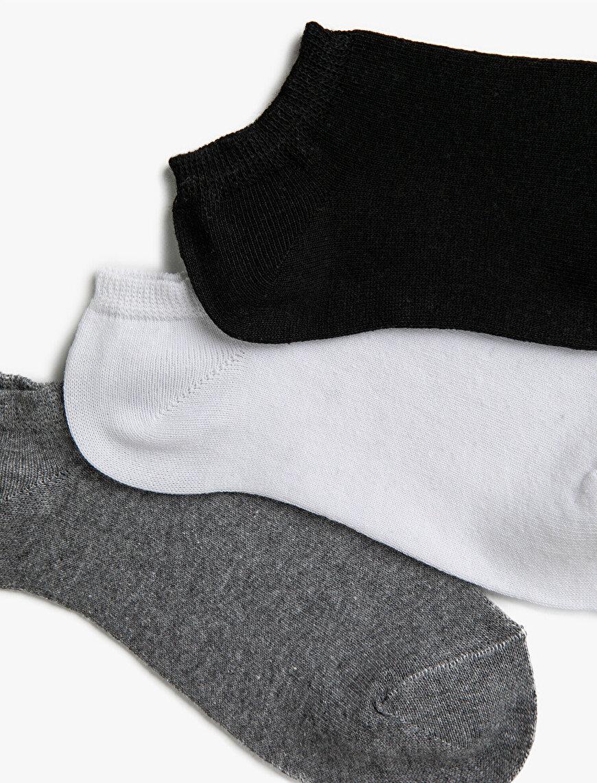 Respect Life | Yaşama Saygı - Kadın Çorap 3'lü Set