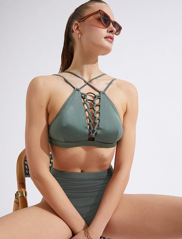 Strapped Bikini Top
