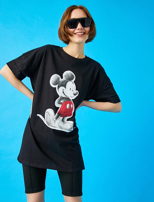 Mickey Mouse Tişört Lisanslı Pamuklu