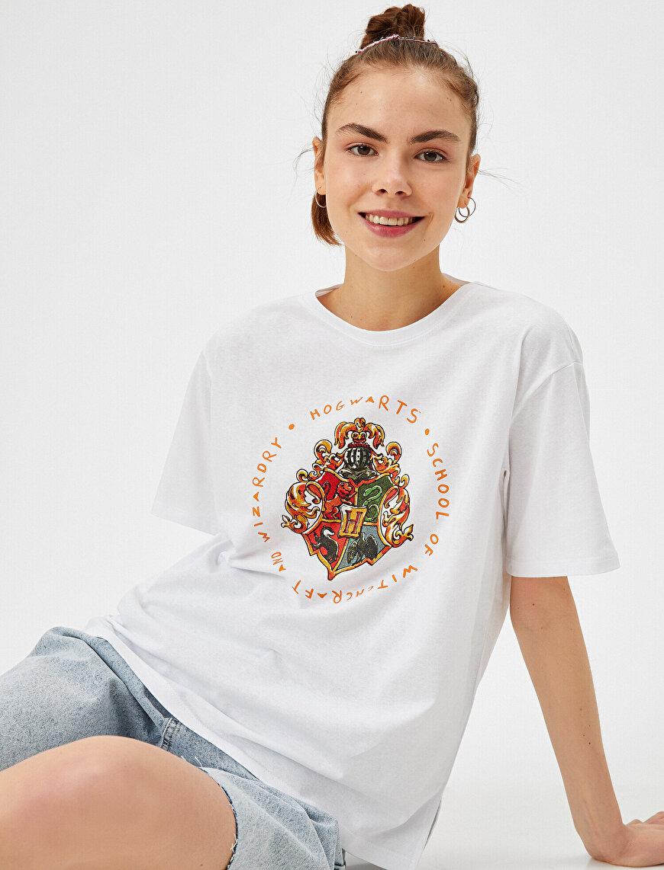Harry Potter Tişört Lisanslı Pamuklu
