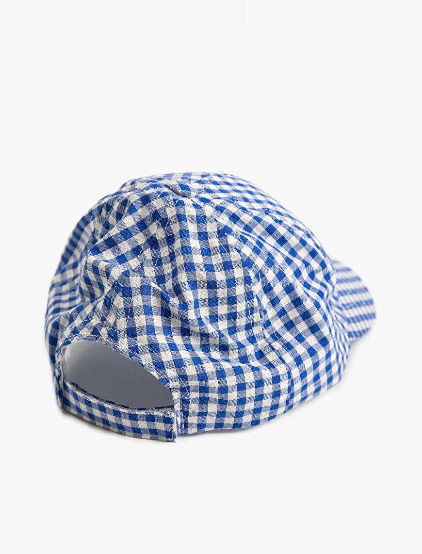 Kareli Kep Şapka