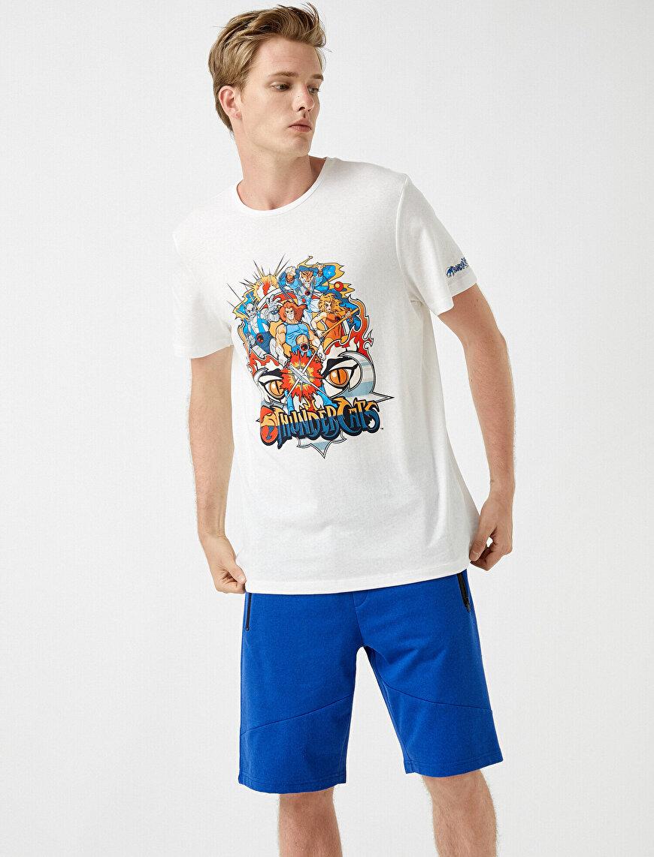 Thundercats T-shirt Licenced Printed