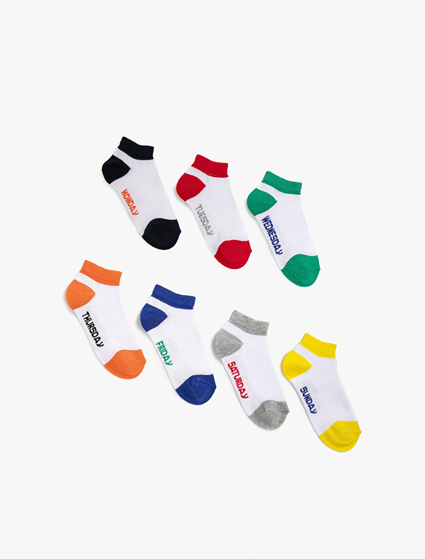 Boy Socks Set Cotton