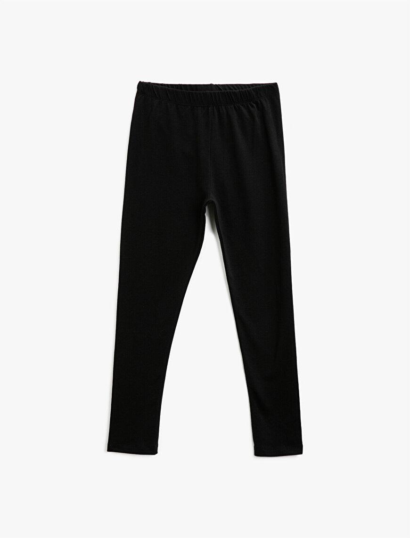 Cotton Basic Leggings