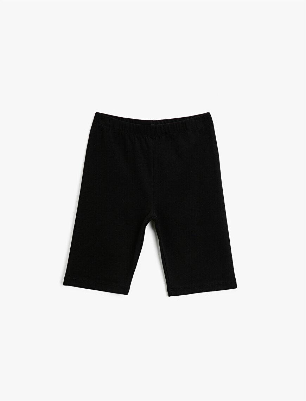 Cotton Basic Short Leggings