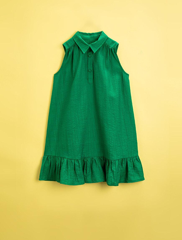 Gömlek Yaka Elbise