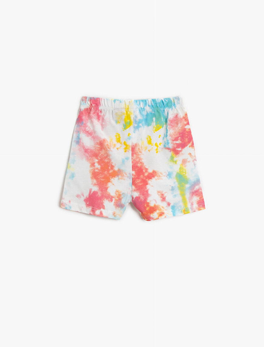Snoopy Shorts Licensed Printed Cotton Multicolor