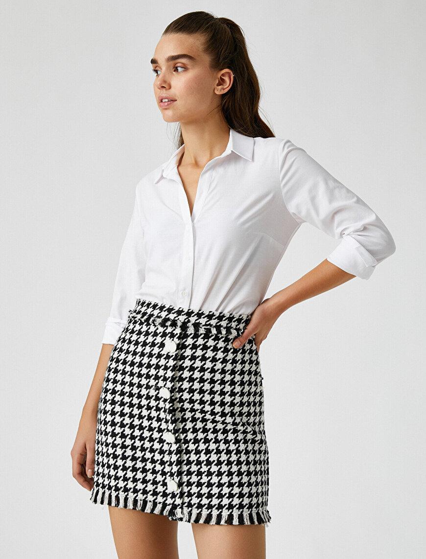 Basic Gömlek Uzun Kollu
