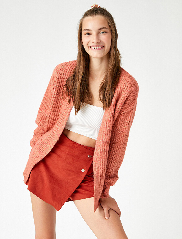 Knit Cardigans Long Sleeve