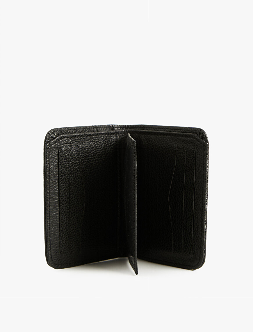 Leather Look Wallet
