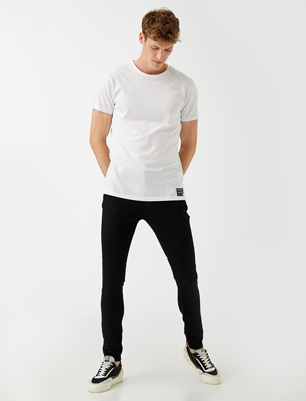 Justin Super Skinny Fit Jean Kot Pantolon