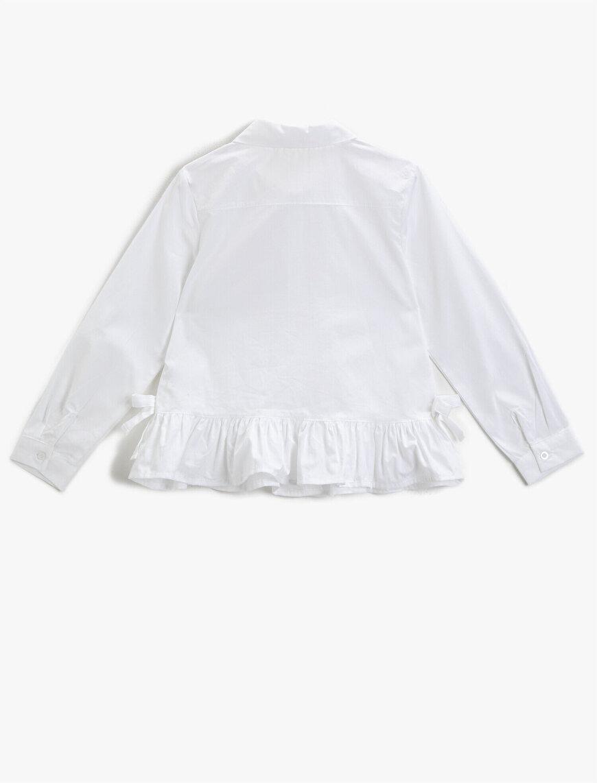 Cotton Shirt Voluminous