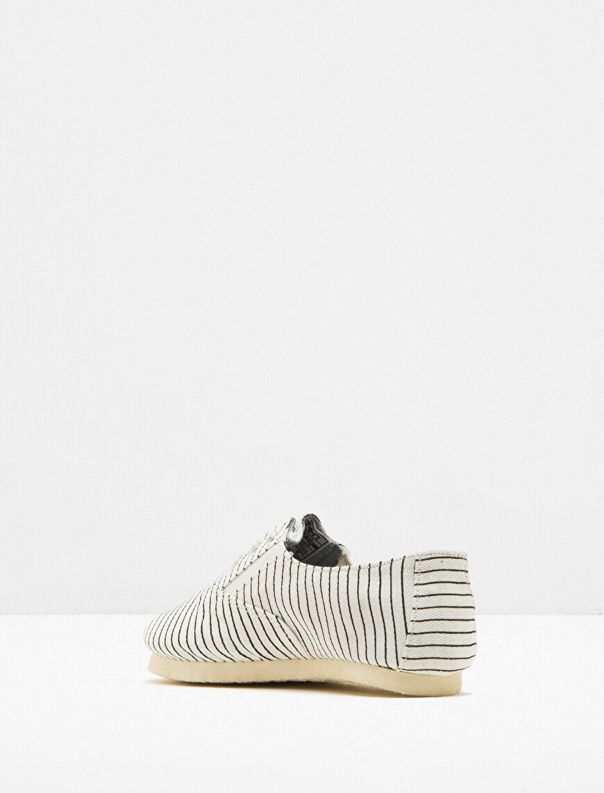 Striped Shoes
