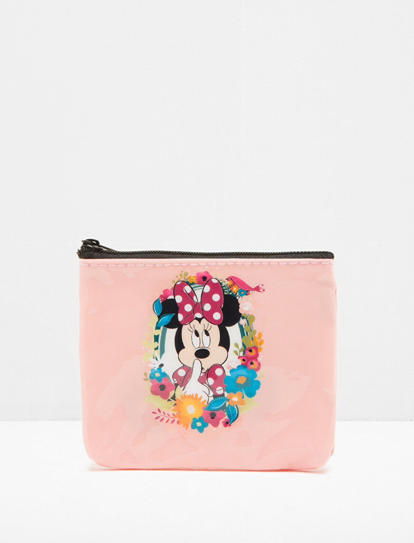 Minnie By Koton Printed Wallet