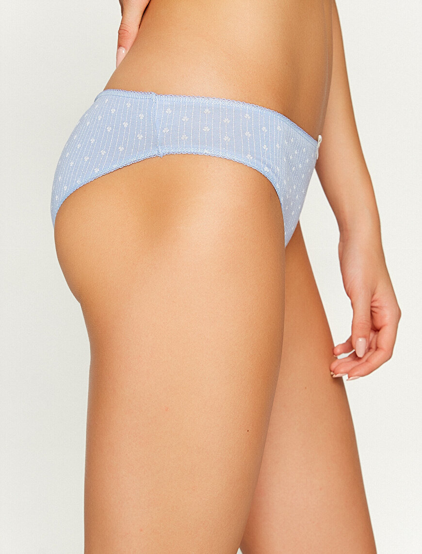 3 Pack Patterned Panty