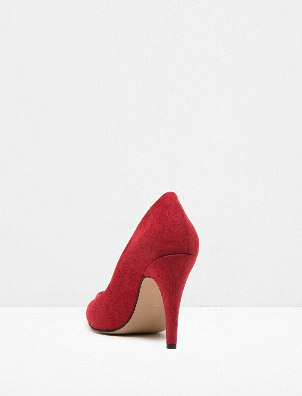Suede Heels Shoes