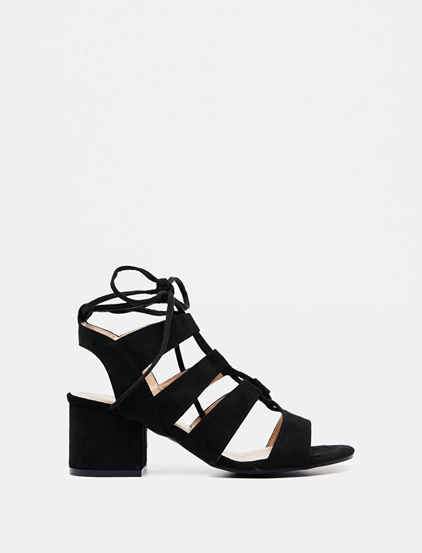 Suede Look Shoes
