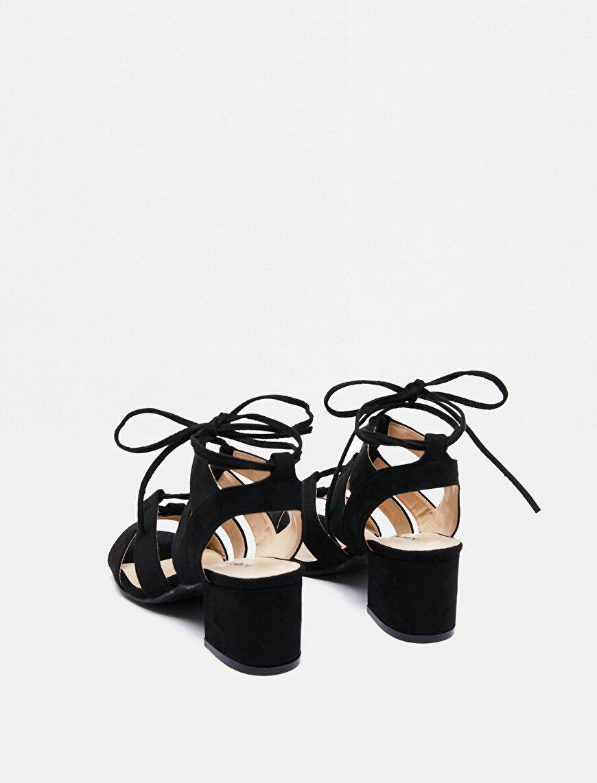 Süet Görünümlü Ayakkabı