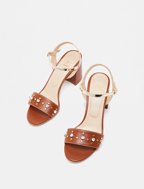 Arzu Sabancı for Koton Topuklu Ayakkabı