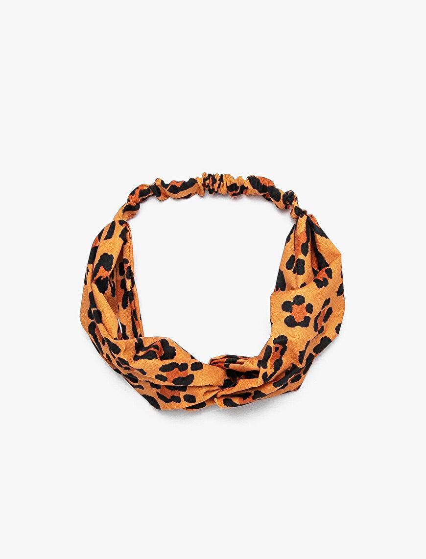 Leopar Patterned Hairband