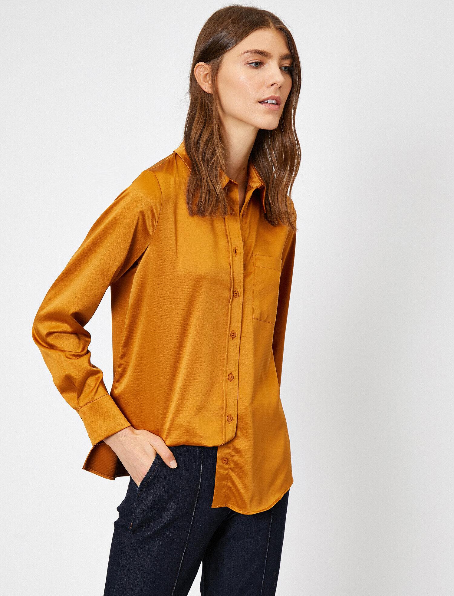 Koton Kadın Cep Detayli Gömlek